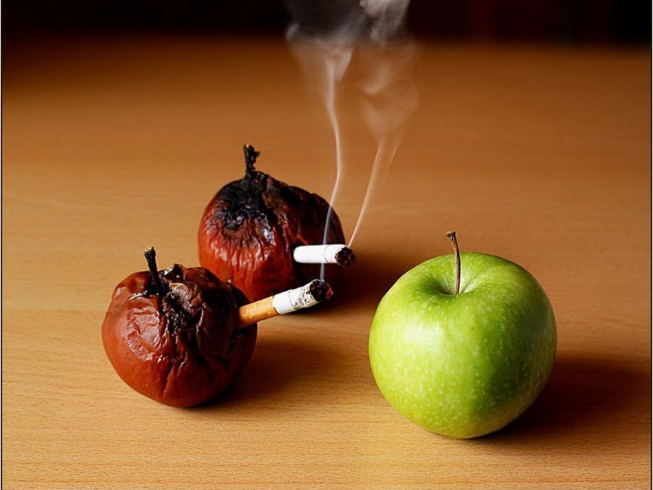 Смешные картинке о вреде курения, отпуск